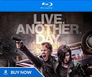 24: Live Another Day Blu-Ray on Amazon