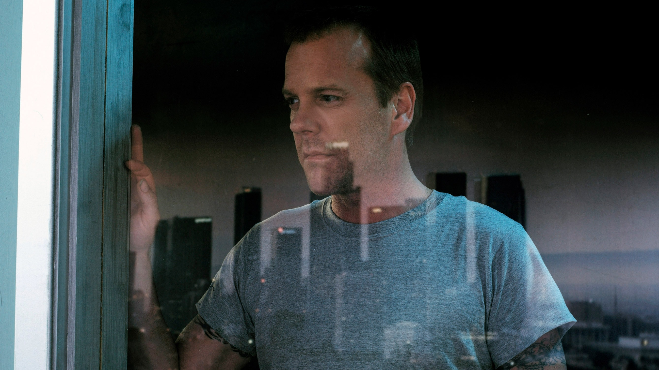 24 Season 5 - Jack Bauer Photoshoot