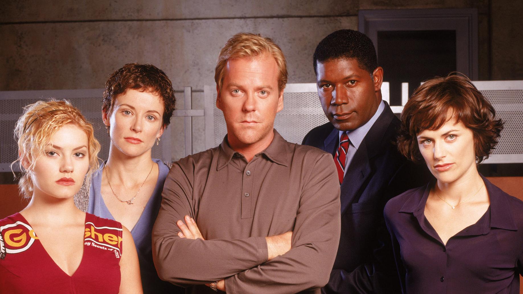 24 Season 1 Cast Photo