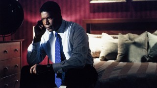 Dennis Haysbert as David Palmer in 24 Season 1