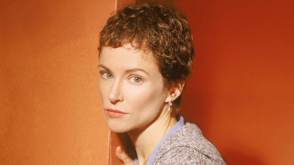 Leslie Hope as Teri Bauer in 24 Season 1