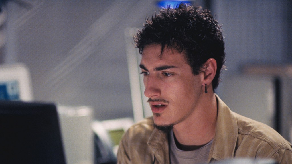 Eric Balfour as Milo Pressman in 24 Season 1