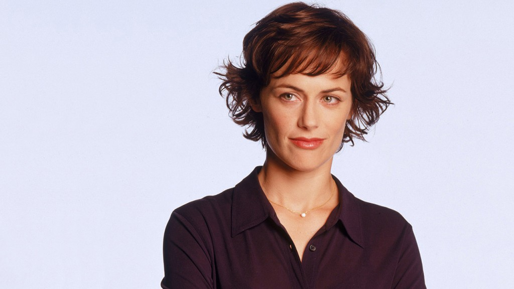 Sarah Clarke as Nina Myers 24 Season 1 Promotional Photo