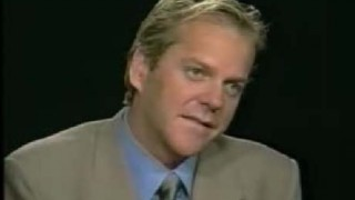 Kiefer Sutherland on Charlie Rose 24 Season 1 Finale