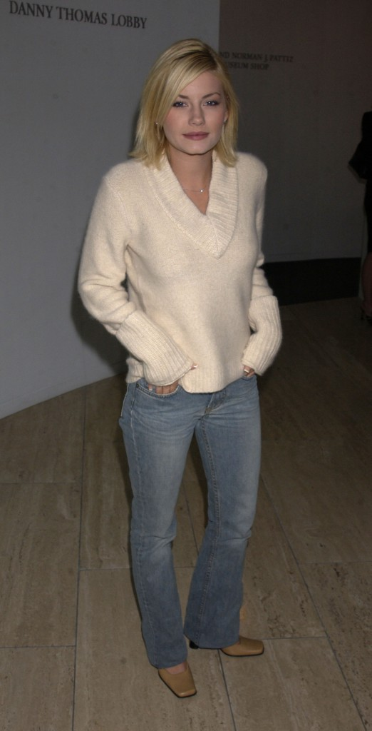 Elisha Cuthbert at 24 Screening