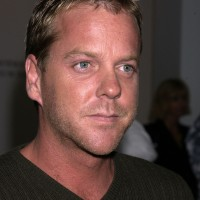 Kiefer Sutherland at 24 Screening