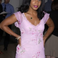 Penny Johnson Jerald at 24 Screening
