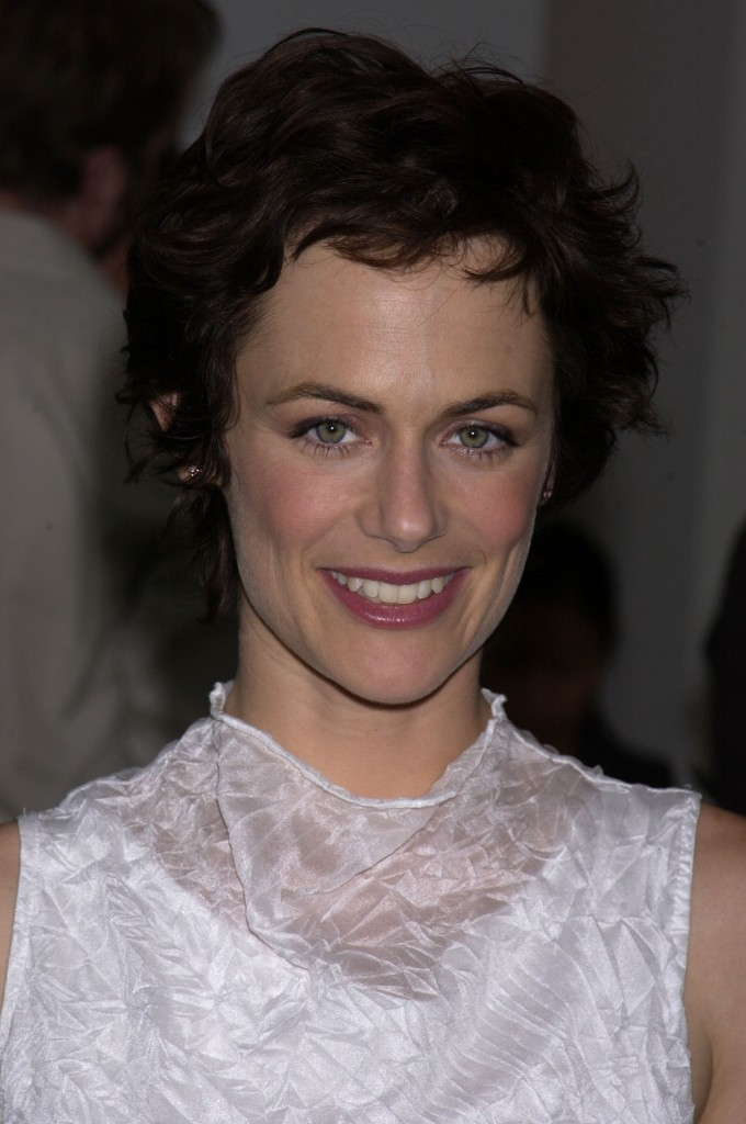 Sarah Clarke at 24 Screening