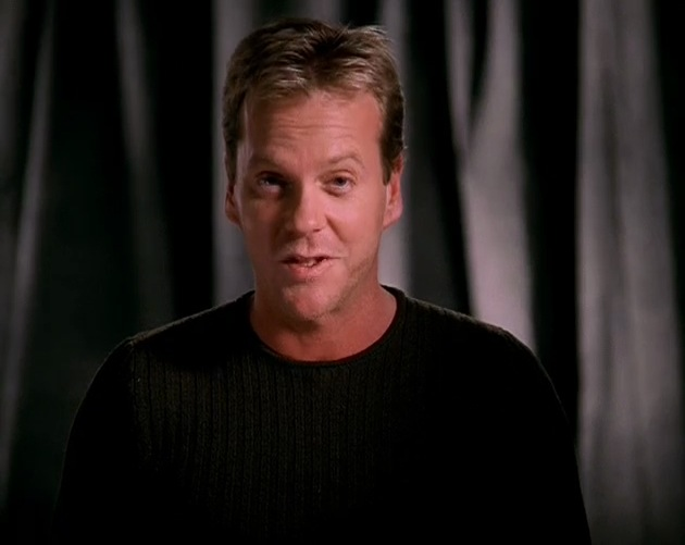 Kiefer Sutherland's introduction to 24 Season 1
