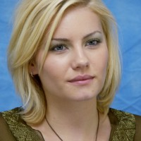 Elisha Cuthbert at 24 Season 2 Press Conference