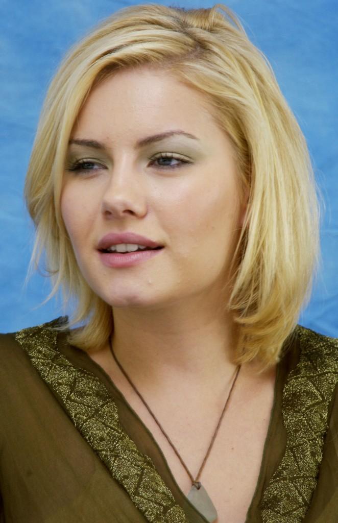 Elisha Cuthbert at 24 Season 2 Press Conference