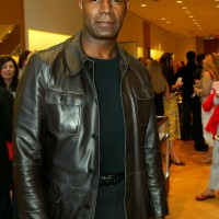Dennis Haysbert at Tod's Beverly Hills Boutique Charity Event To Benefit Caring For Children & Families With Aids
