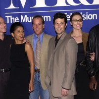 """Laura Harris, Michael Loceff, Penny Johnson Jerald, Kiefer Sutherland, Carlos Bernard, Michelle Forbes, Dennis Haysbert at The 20th Anniversary William S. Paley Television Festival Presents """"24"""""""