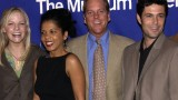 "Laura Harris, Penny Johnson Jerald, Kiefer Sutherland, Carlos Bernard at The 20th Anniversary William S. Paley Television Festival Presents ""24"""