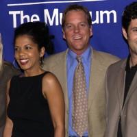 "Laura Harris, Penny Johnson Jerald, Kiefer Sutherland, Carlos Bernard at The 20th Anniversary William S. Paley Television Festival Presents ""24"""