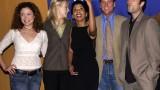 "Reiko Aylesworth, Laura Harris, Penny Johnson Jerald, Kiefer Sutherland, Carlos Bernard, Michelle Forbes, Dennis Haysbert at The 20th Anniversary William S. Paley Television Festival Presents ""24"""