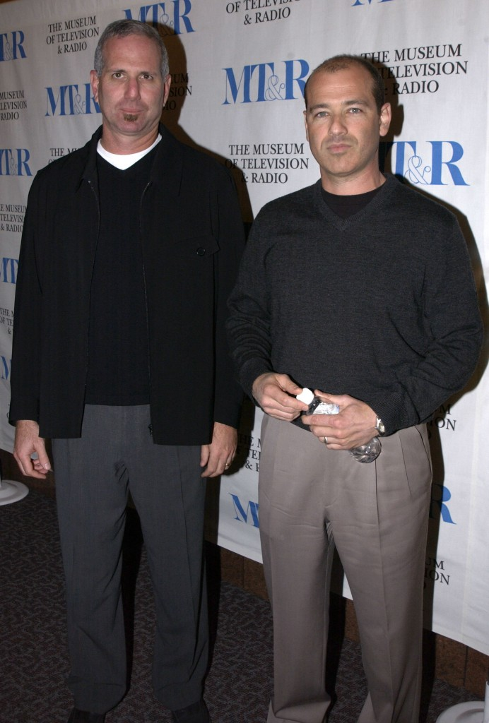 "Joel Surnow and Howard Gordon at The 20th Anniversary William S. Paley Television Festival Presents ""24"""