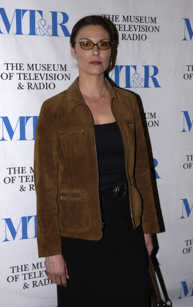 """Michelle Forbes at The 20th Anniversary William S. Paley Television Festival Presents """"24"""""""