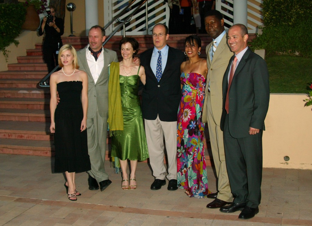 Elisha Cuthbert, Xander Berkeley, Sarah Clarke, Dennis Haysbert and Penny Johnson Jerald