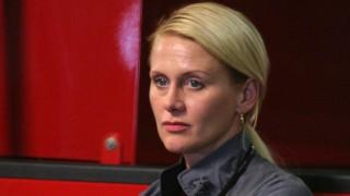 Andrea Thompson as Nicole Duncan in 24 Season 3