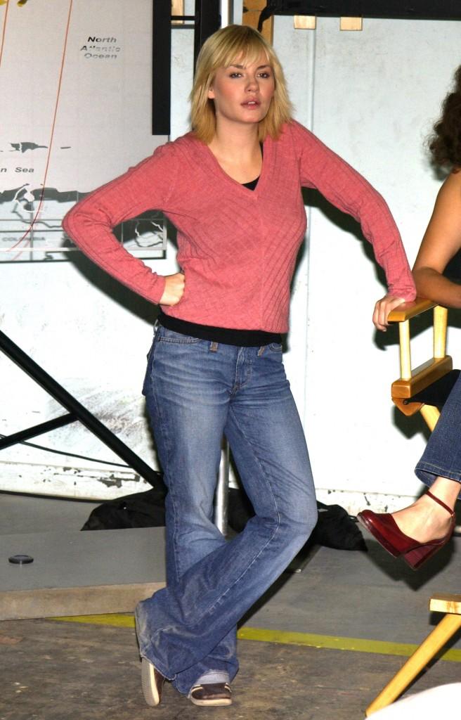 Elisha Cuthbert at 24 Season Two 24-Hour Marathon Screening