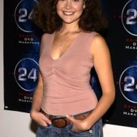 Reiko Aylesworth at 24 Season Two 24-Hour Marathon Screening