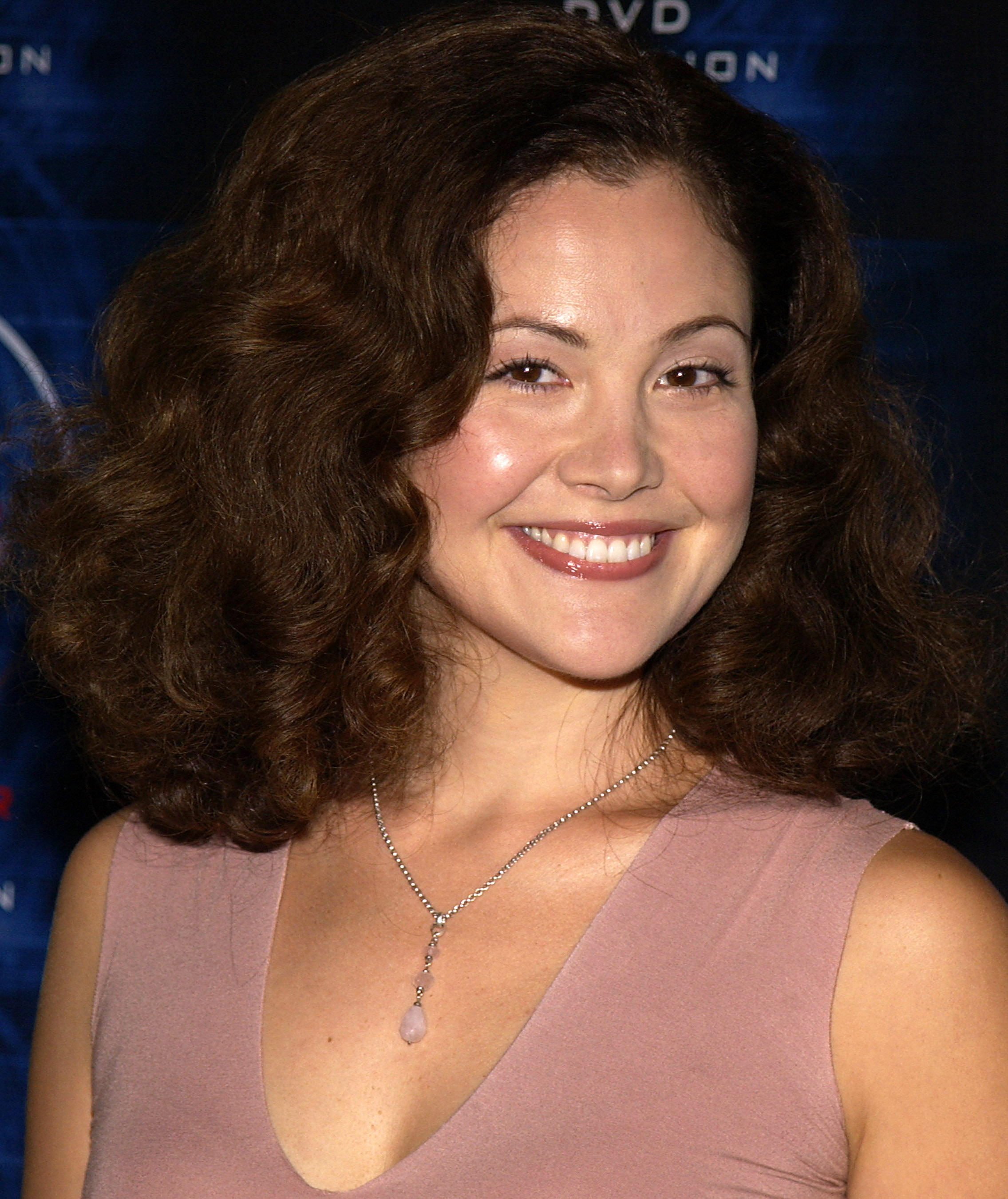 Reiko Aylesworth 24 Reiko Aylesworth at 24...