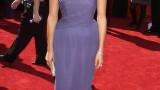 Reiko Aylesworth on red carpet of 55th Annual Primetime Emmys
