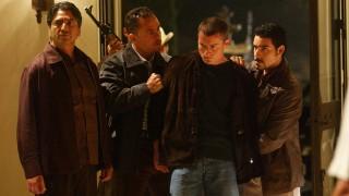 Hector's men capture Chase Edmunds in 24 Season 3 Episode 8