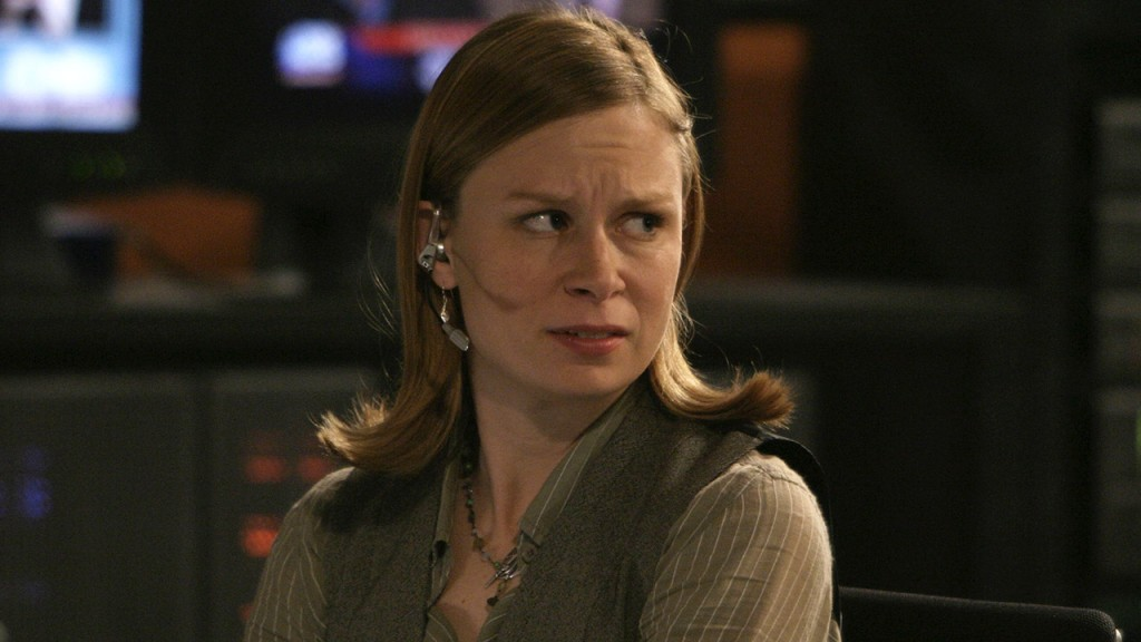 Mary Lynn Rajskub as Chloe O'Brian in 24 Season 3