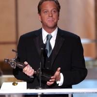 Kiefer Sutherland wins Screen Actors Guild Award - 2004