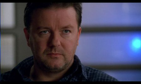 Ricky Gervais in Alias