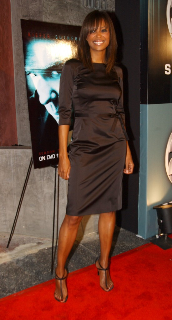 Aisha Tyler at 24 Season 3 DVD Release Party