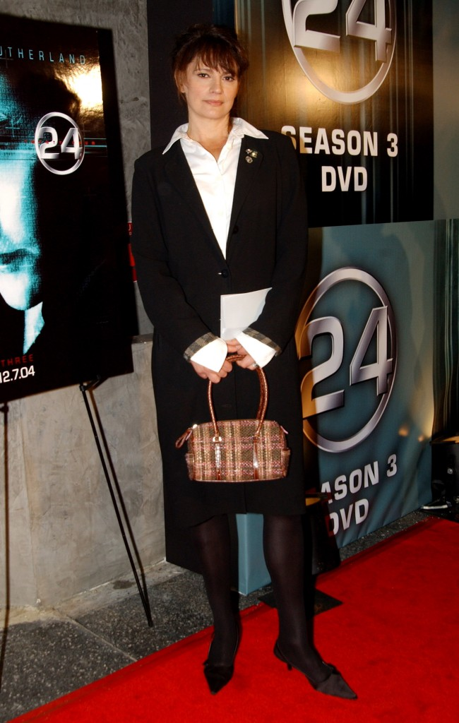 Alberta Watson at 24 Season 3 DVD Release Party and Premiere of Season 4