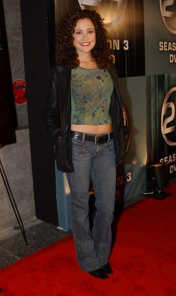 Reiko Aylesworth at 24 Season 3 DVD Release Party and Premiere of Season 4