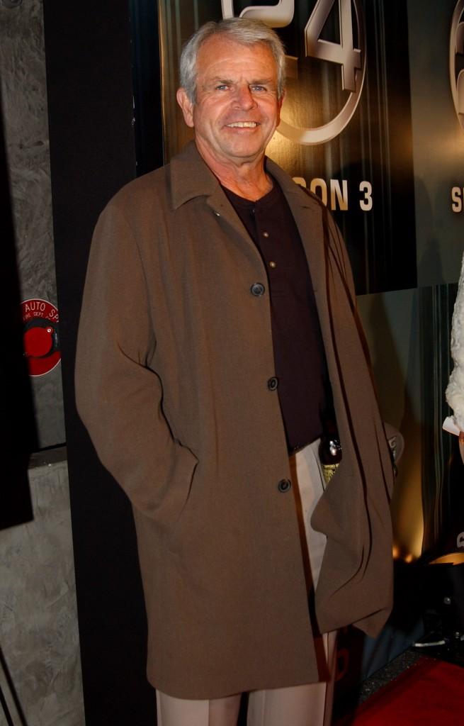 William Devane at 24 Season 3 DVD Release Party and Premiere of Season 4