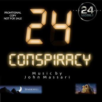 24 Conspiracy Soundtrack