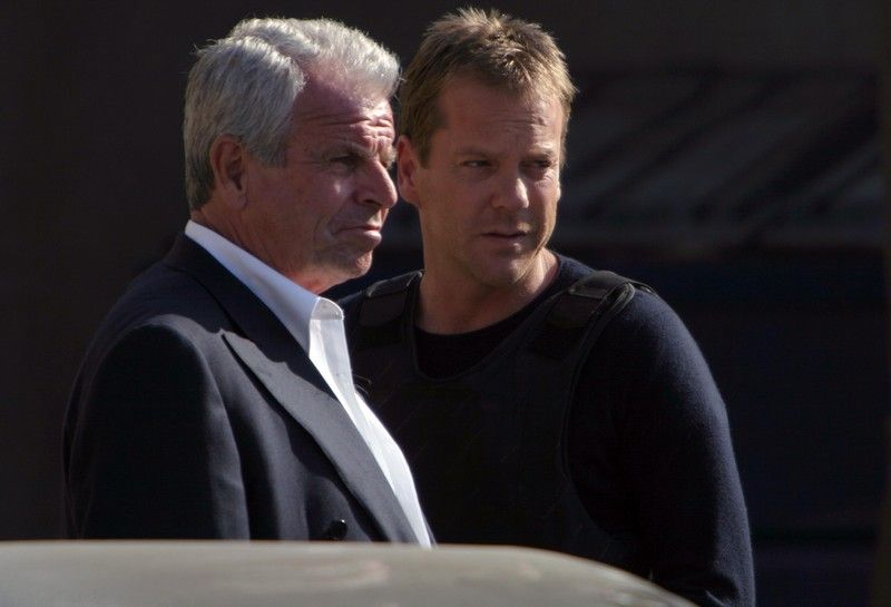 James Heller and Jack Bauer 24 Season 4 Episode 6