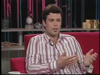 Carlos Bernard on Carson Daly