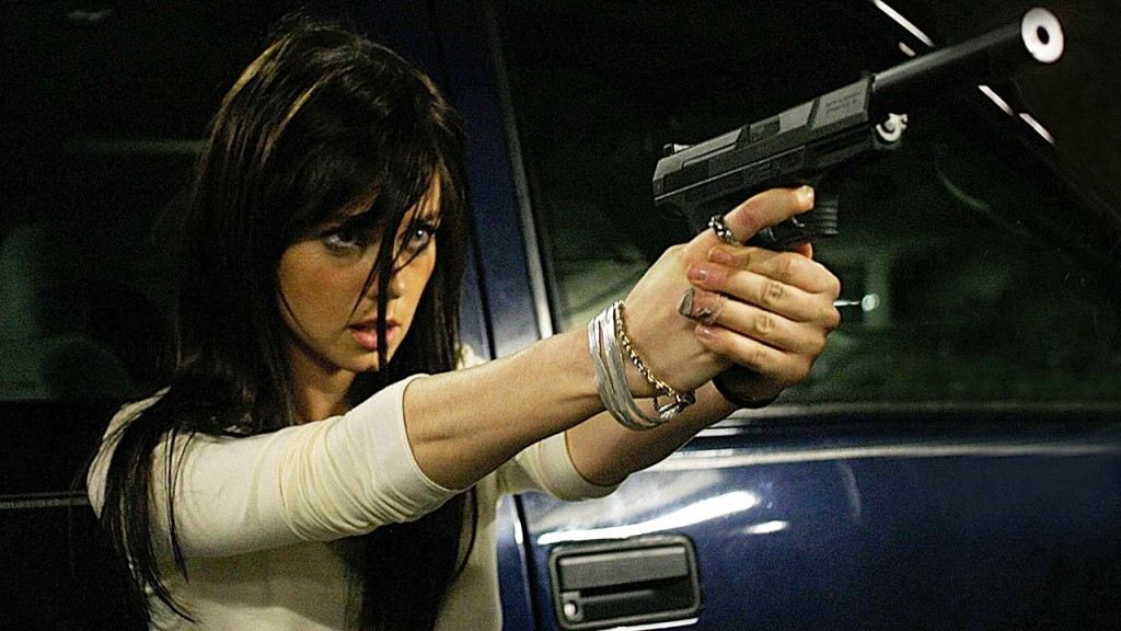 Mia Kirshner returns as Mandy in the 24 Season 4 Finale
