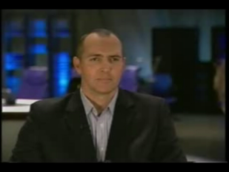 Arnold Vosloo Charlie Rose interview