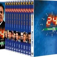 24 Season 4 Japanese DVD box set (inside)