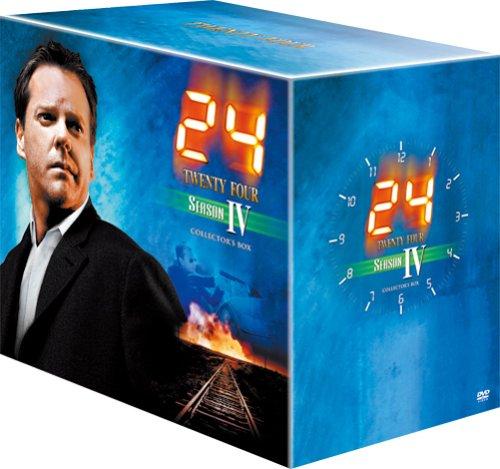 24 Season 4 Japanese DVD set