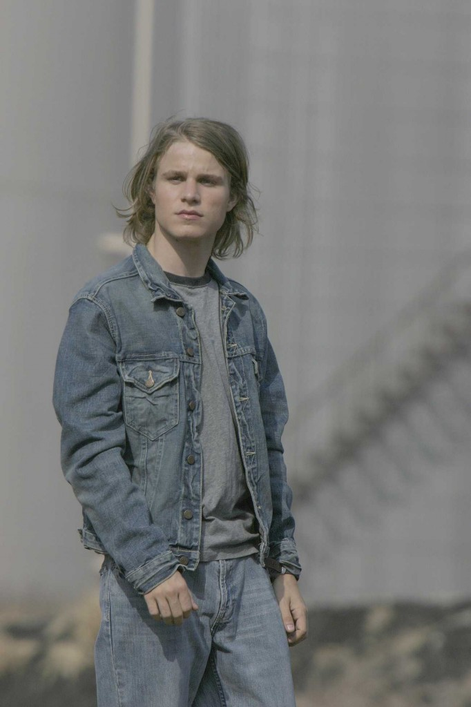 Brady Corbet as Derek Huxley in 24 Season 5