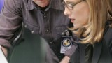 Jack Bauer and Audrey Raines work together in 24 Season 5 Episode 6