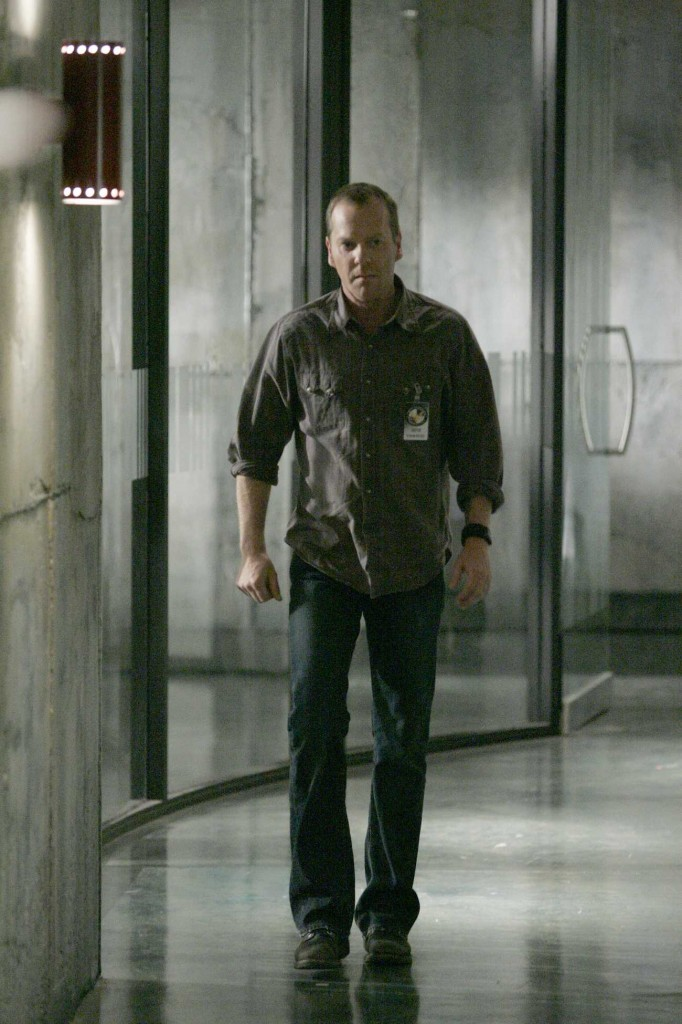 Jack Bauer returns to CTU in 24 Season 5 Episode 5