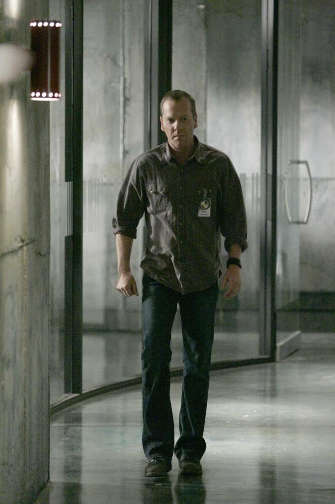 Jack Bauer returns to CTU in 24 Season 5 Episode 5