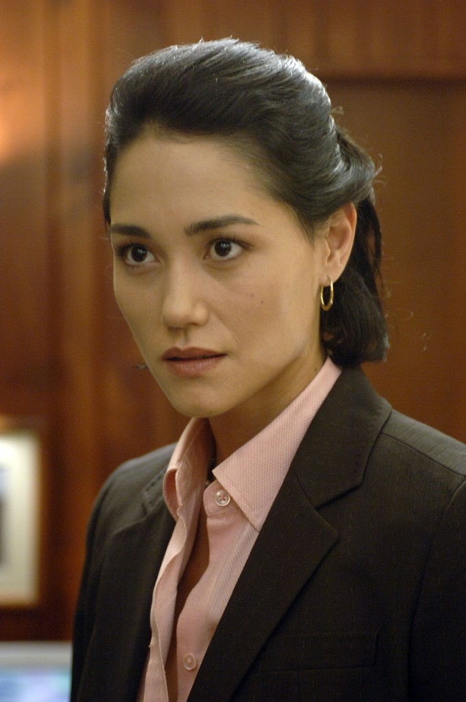 Sandrine Holt as Evelyn Martin in 24 Season 5 Episode 6