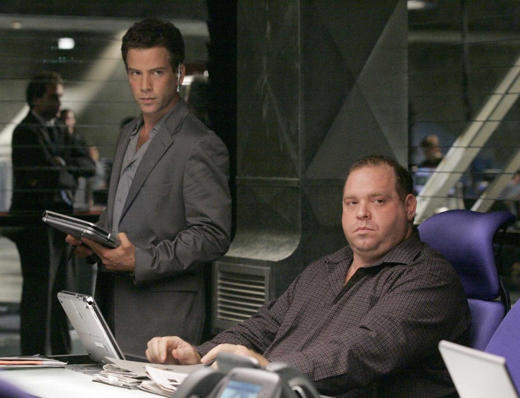 Spencer Wolff and Edgar Stiles work against time in 24 Season 5 Episode 4