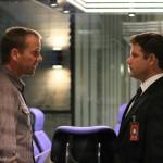 Jack Bauer and Lynn McGill